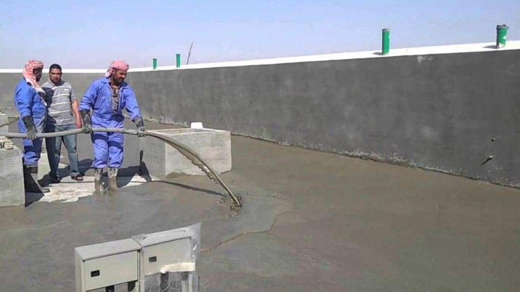 أفضل شركة عزل الأسطح من الماء والحرارة في الرياض