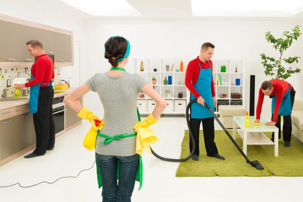 أرخص أسعار تنظيف المنازل في الرياض